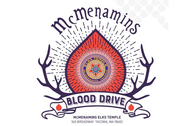 Elks Temple Blood Drive