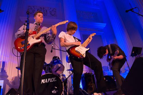 Ethos Rock Band Showcase