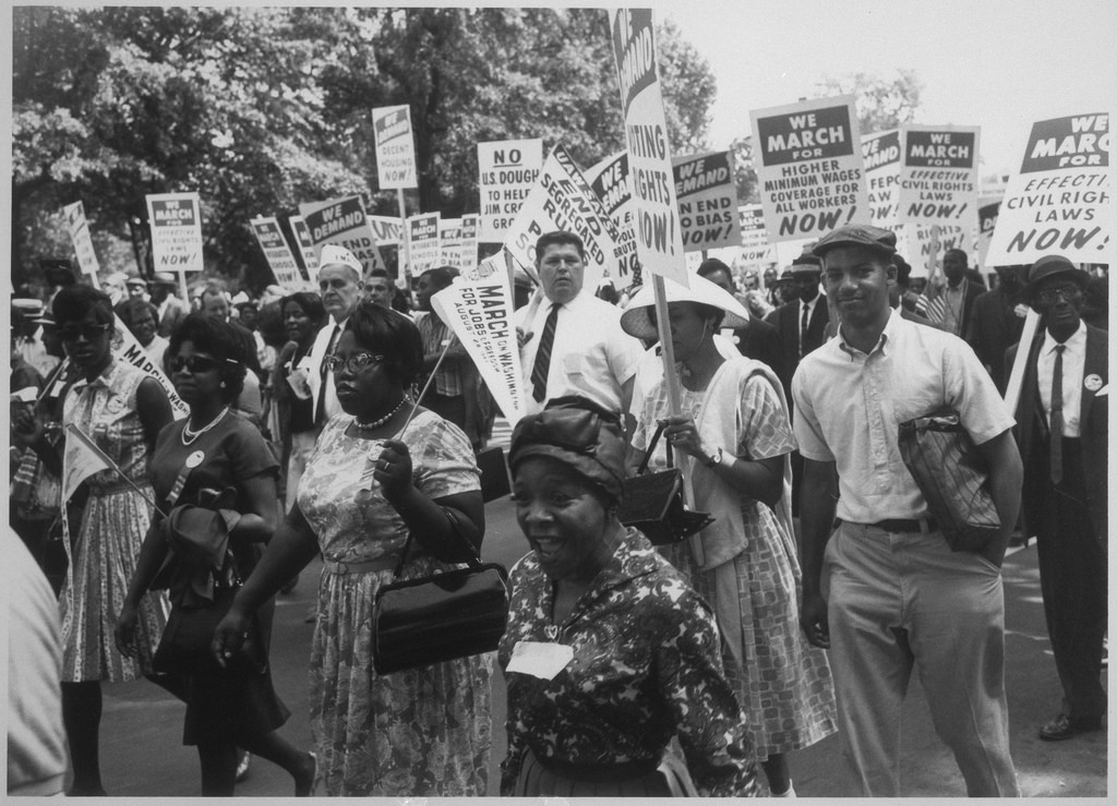 Following in the Footsteps of the Civil Rights Movement