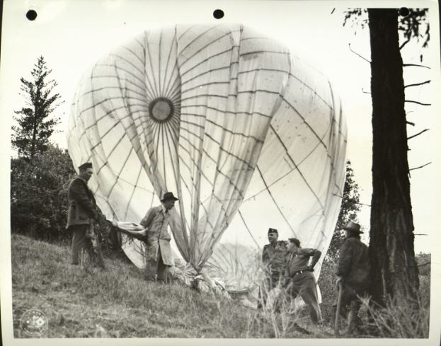 Fu-Go: The Curious History of Japan's Balloon Bomb Attack on America