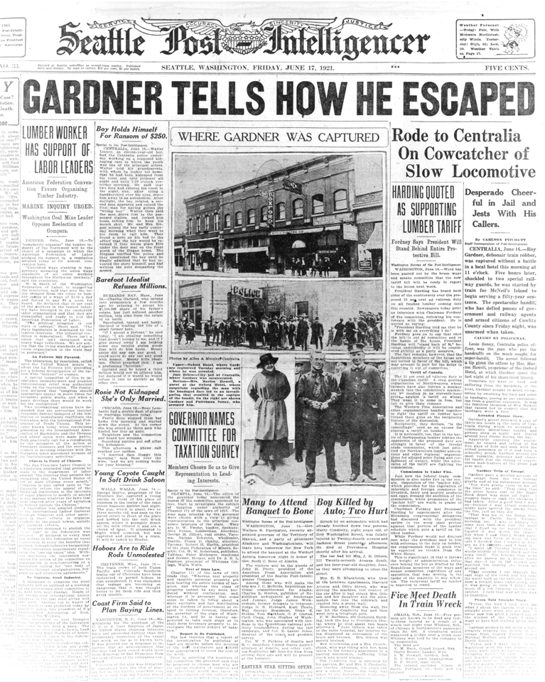 Inconceivable! Cop Captures Train Robber; Then Spends Decades Helping Him: The Story of Roy Gardner & Louie Sonney