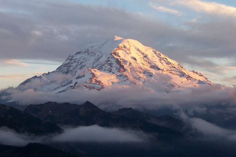 The Geologic History and Hazards of Mount Rainier