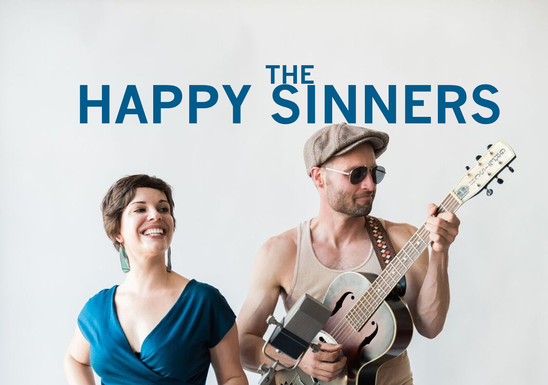 An evening with The Happy Sinners