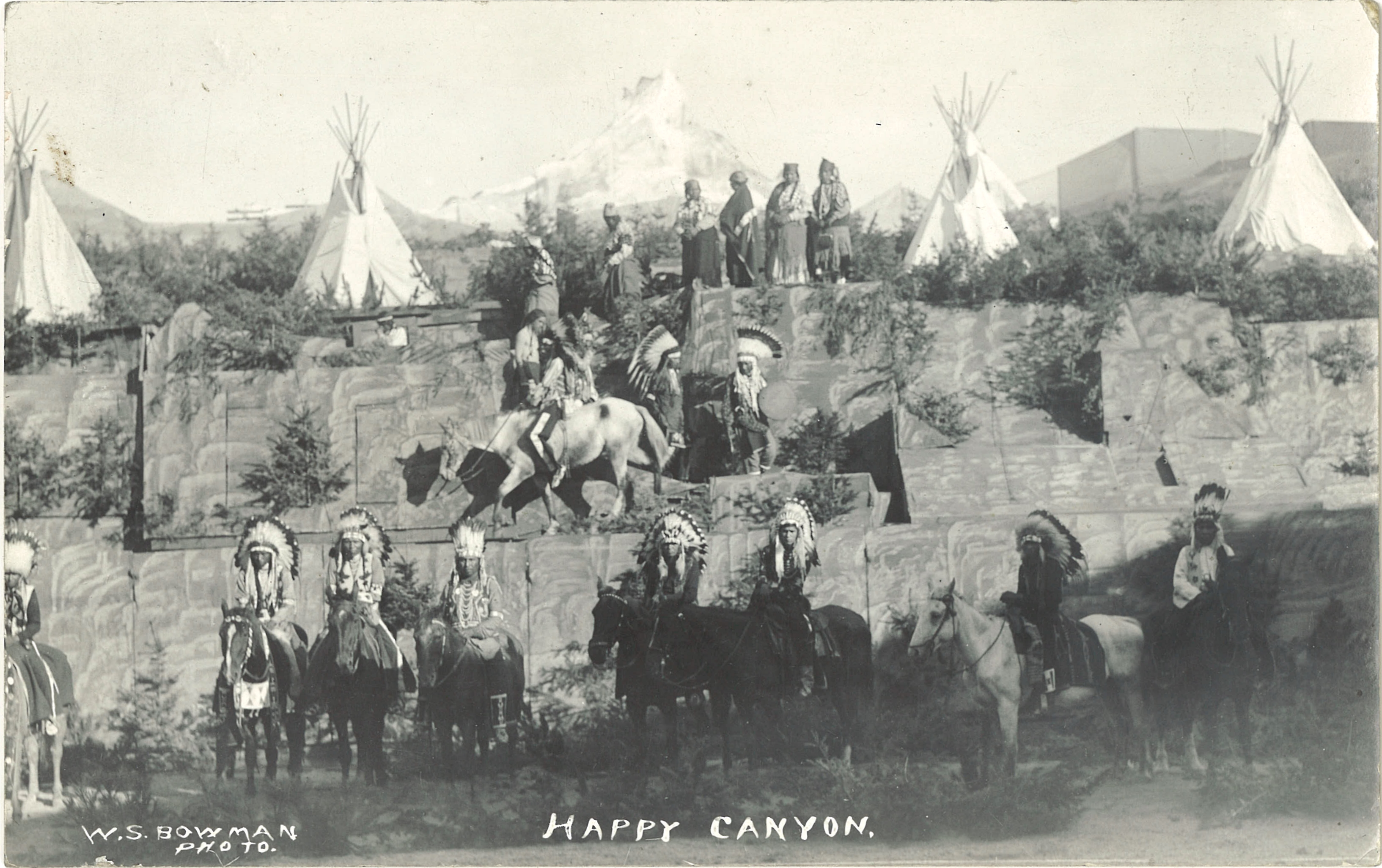 Happy Canyon - A History of the World's Most Unique Indian Pageant and Wild West Show