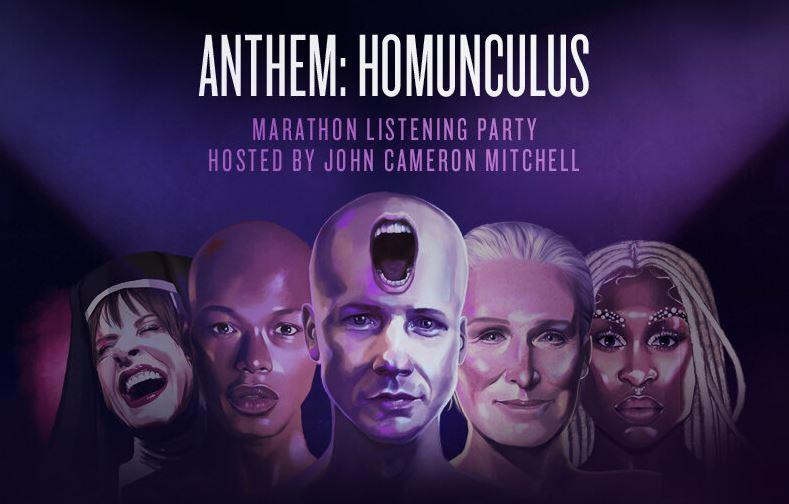 Anthem: Homunculus LIVE LISTENING PARTY