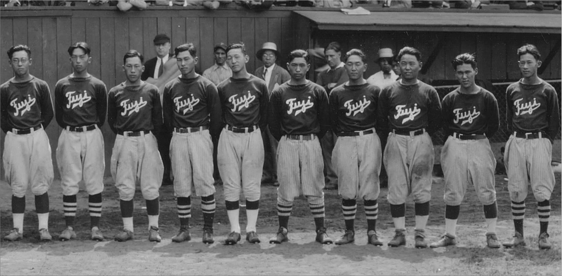 Samurai Baseball in the Rose City