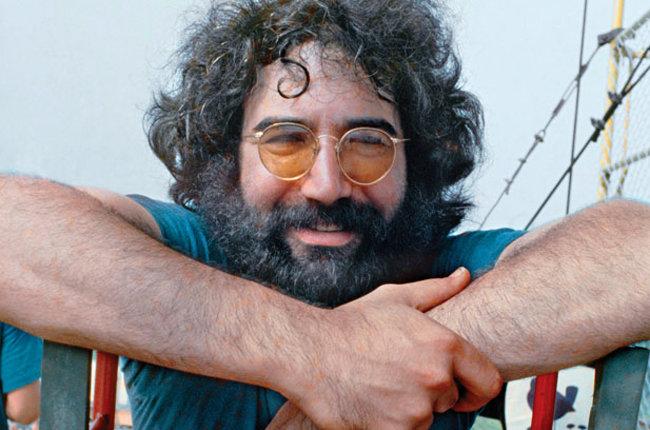 Jerry Garcia's Birthday