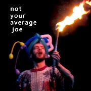 "Balloon art by ""Not Your Average"" Joe Mishkin"