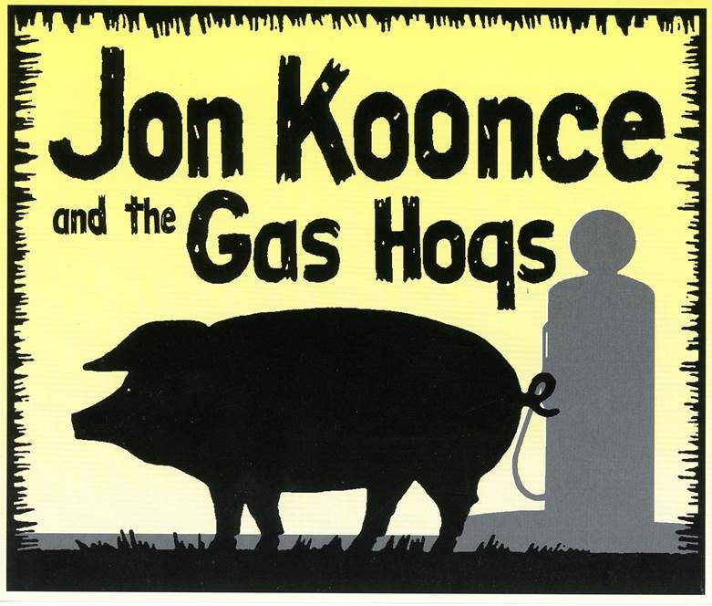 Jon Koonce and the Gas Hogs