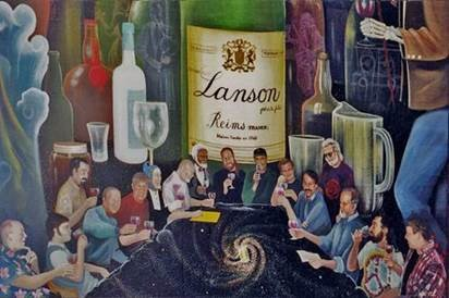 Lanson Champagne Saturday Sampling