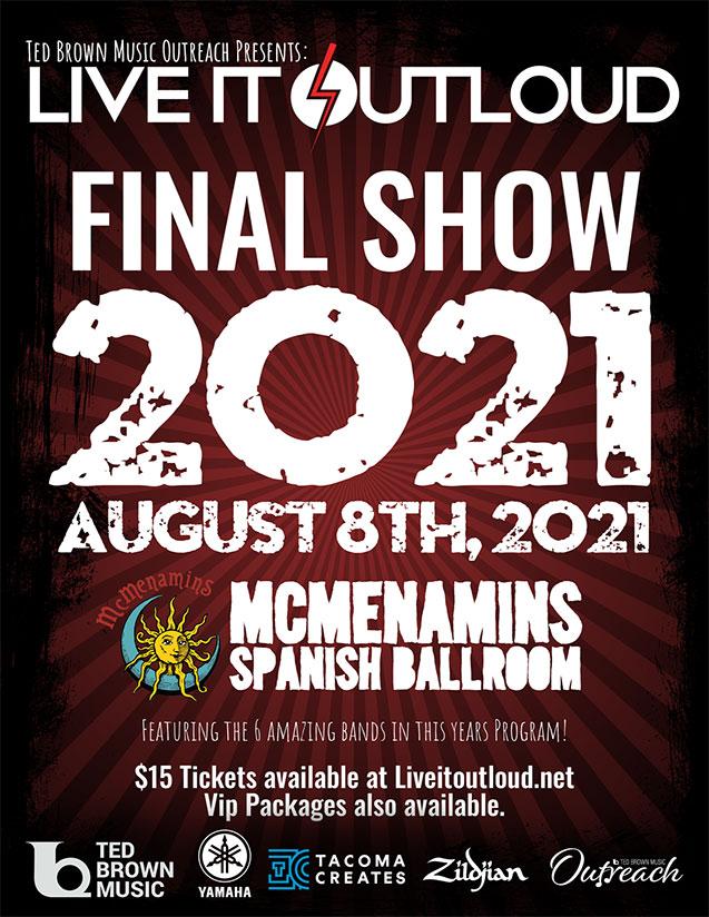 Live It OutLoud Final Show 2021