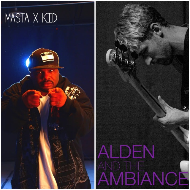 Local Roots Showcase with MASTA X-KID and ALDEN and the AMBIANCE