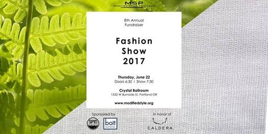 Modified Style Portland's 8th Annual Fundraiser Fashion Show