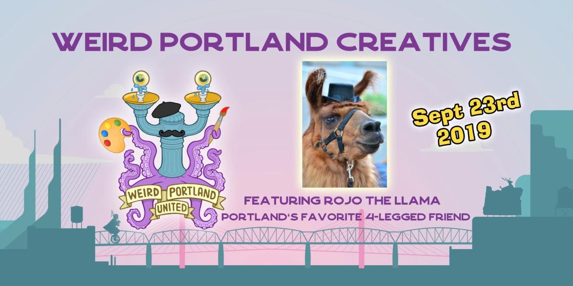 Keeping Portland Weird, One Llama at a Time