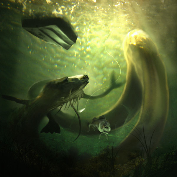 Oregon's Aquatic Cryptid Critters