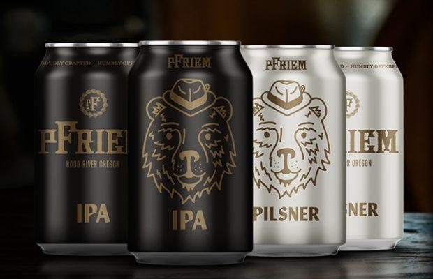 pFriem Beer Tasting