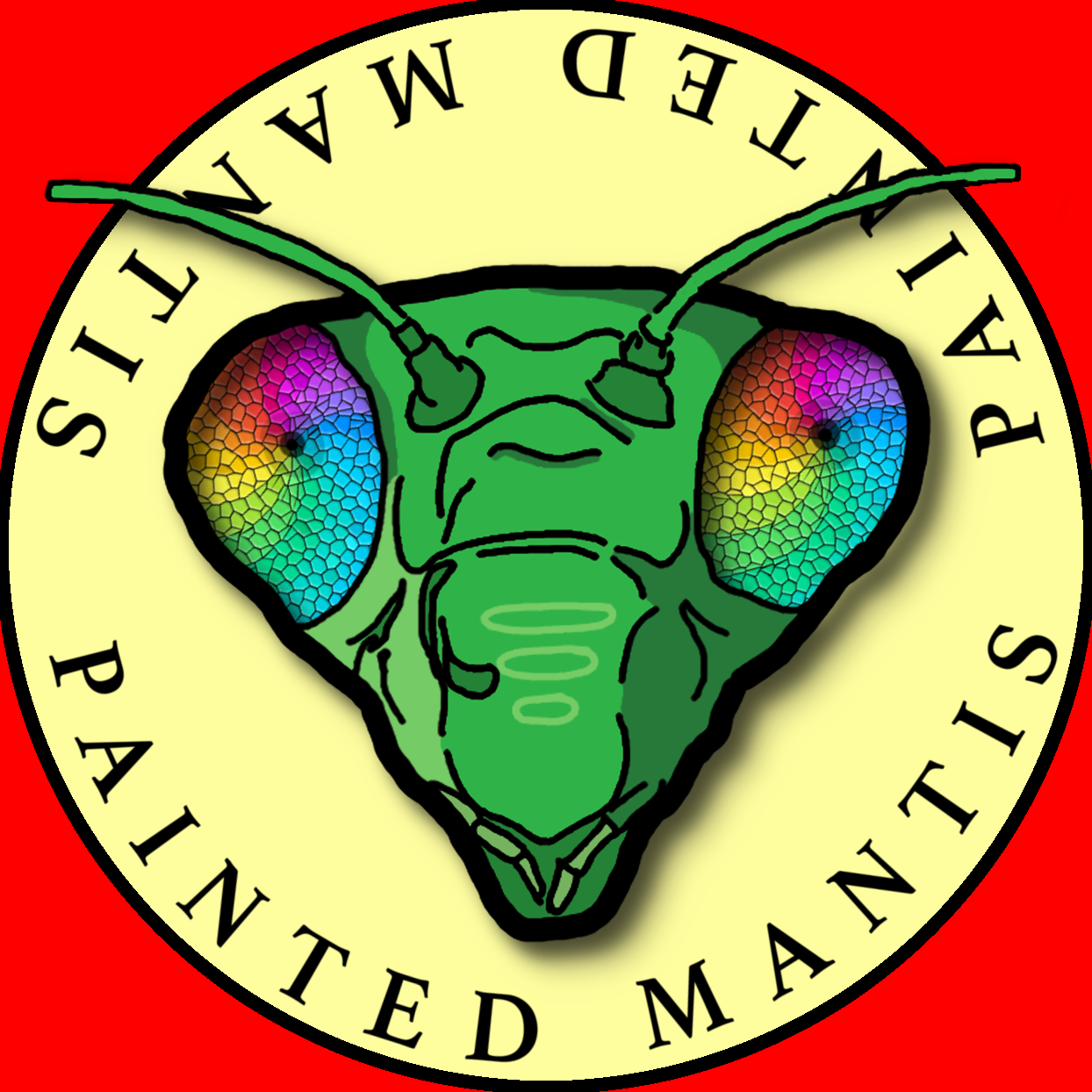 Painted Mantis