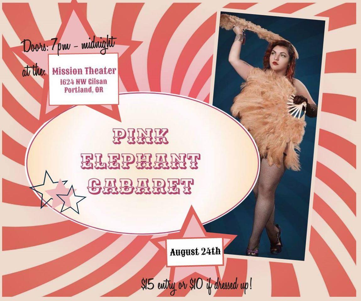Pink Elephant Cabaret