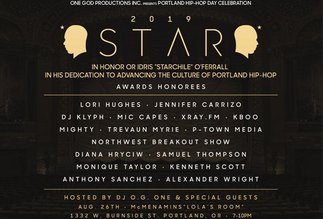 Portland Hip Hop Day Celebration