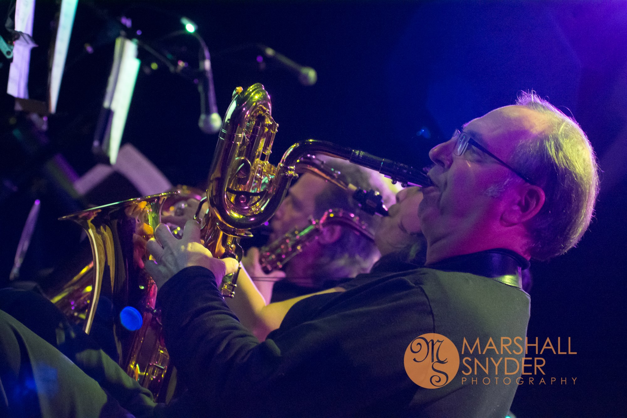 Portland Woodshed Jazz Orchestra & the Chairmen of the Board Quintet