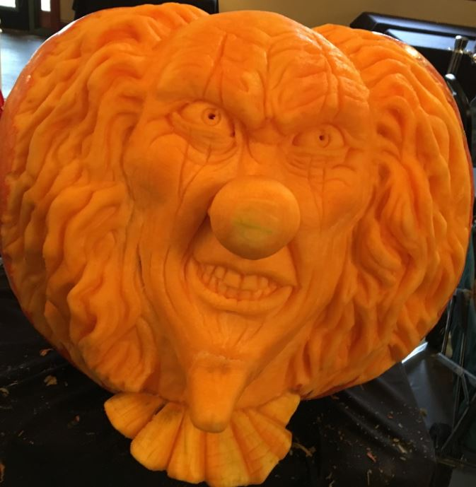 Edgefield Pumpkin Carving