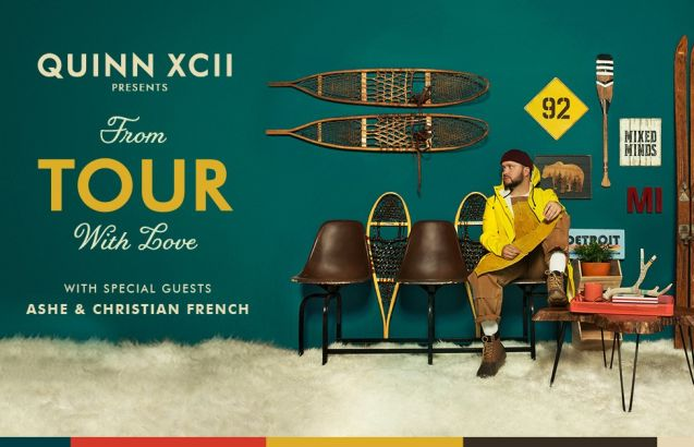Quinn XCII: From Tour With Love