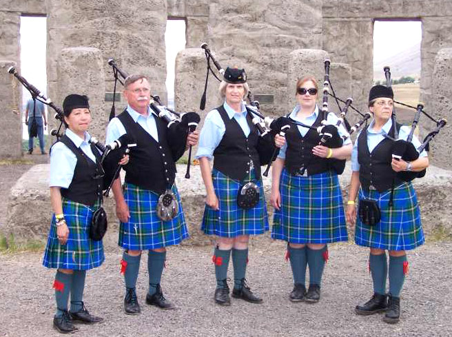River City Pipe Band