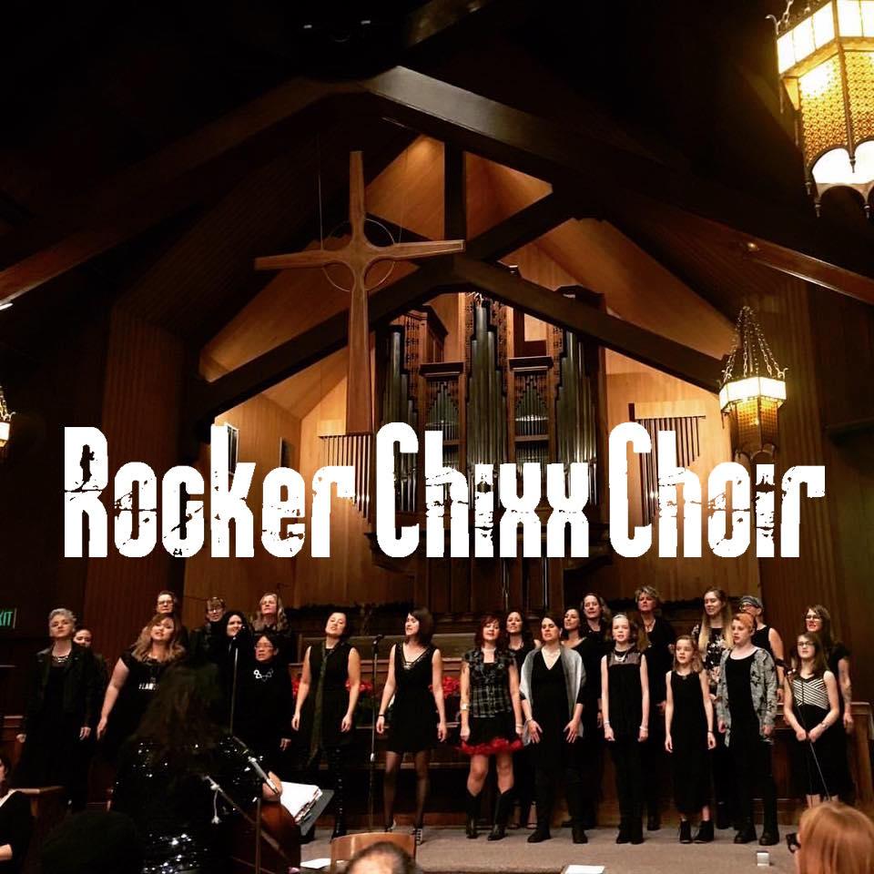 Rocker Chixx Choir