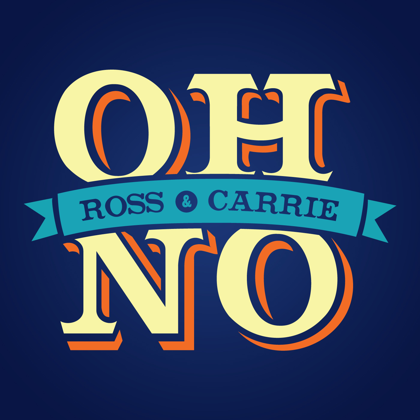Oh No, Ross and Carrie!