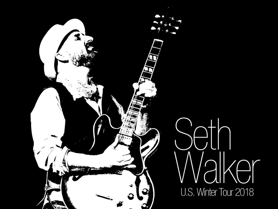 Seth Walker Trio