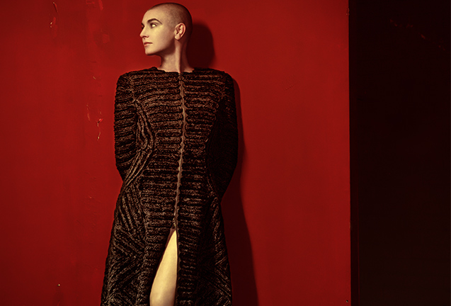 An evening with Sinead O'Connor