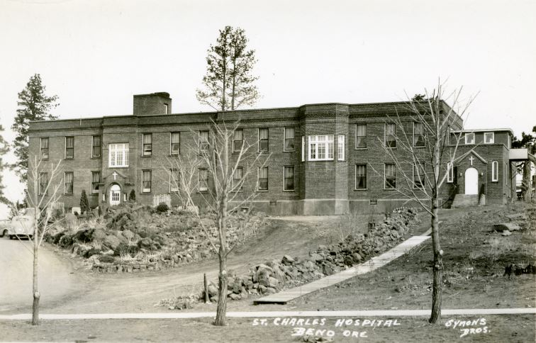 St. Charles' 100 Years of Providing Care for All