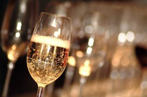 Sparkling Wine and Chocolate Tasting