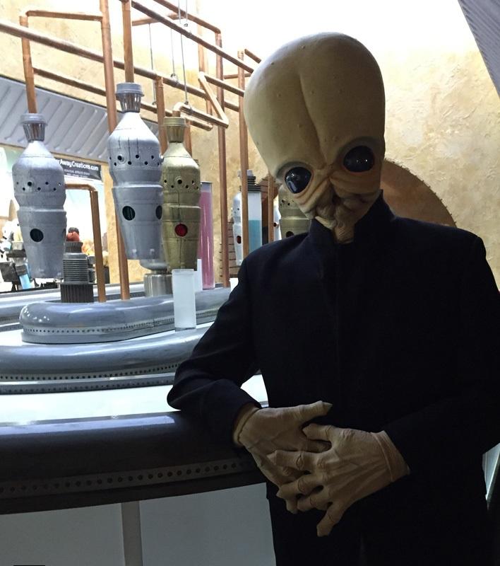 Star Wars: Extraterrestrials, Evolution and Ethics