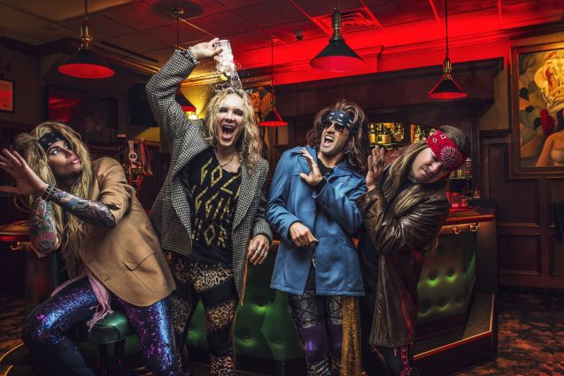 105.9 The Brew Year's Eve Party, featuring Steel Panther