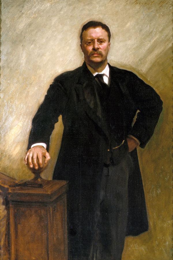 Theodore Roosevelt:  Explorer, Reformer, Conservationist