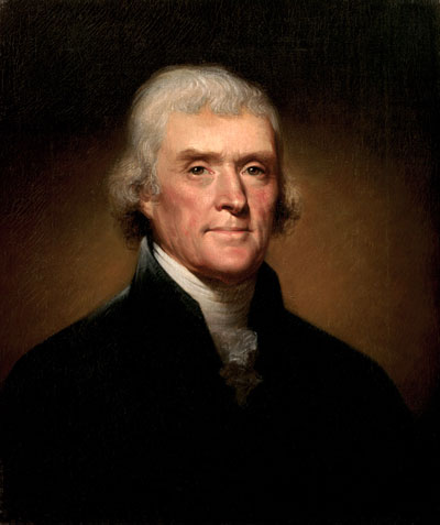 Thomas Jefferson: The Man and his Legacy