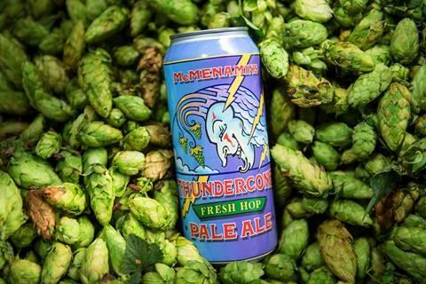 Thundercone Beer Release