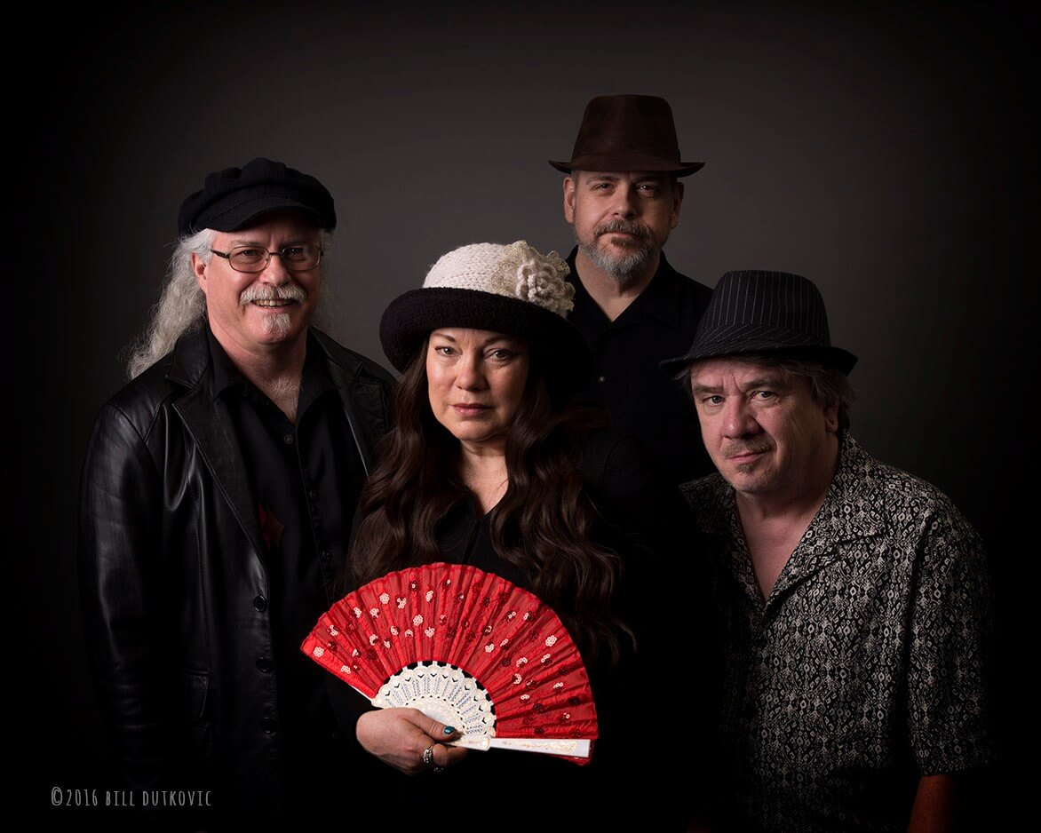Tracey Fordice Band