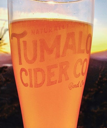 Tumalo Cider Night