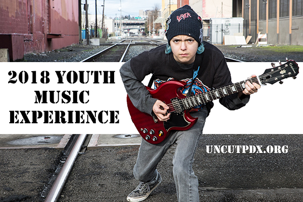 Uncut Youth Music Experience
