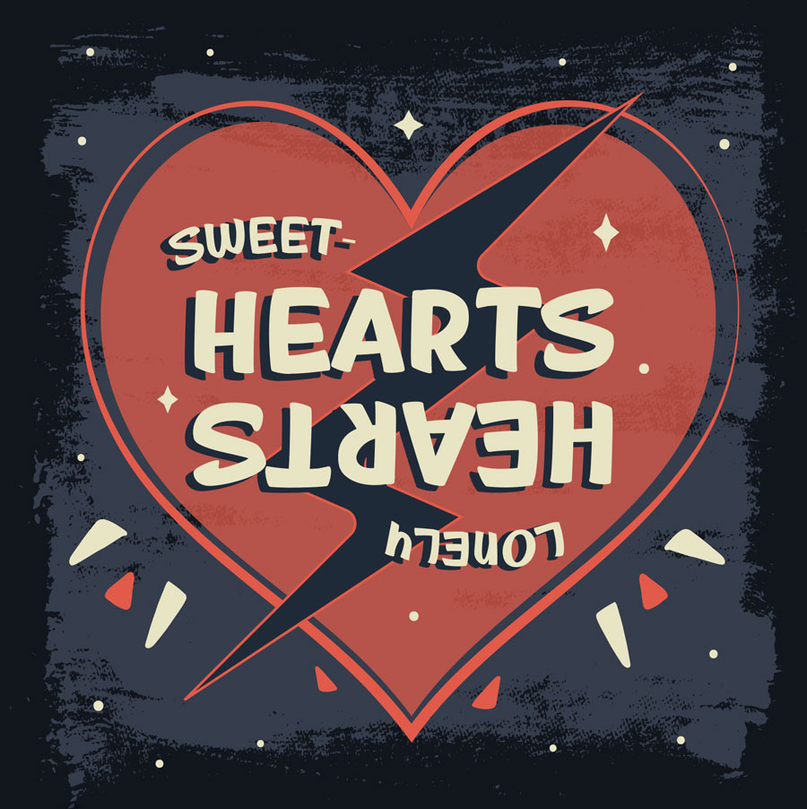 Sweethearts & Lonely Hearts Valentine's Day Bash
