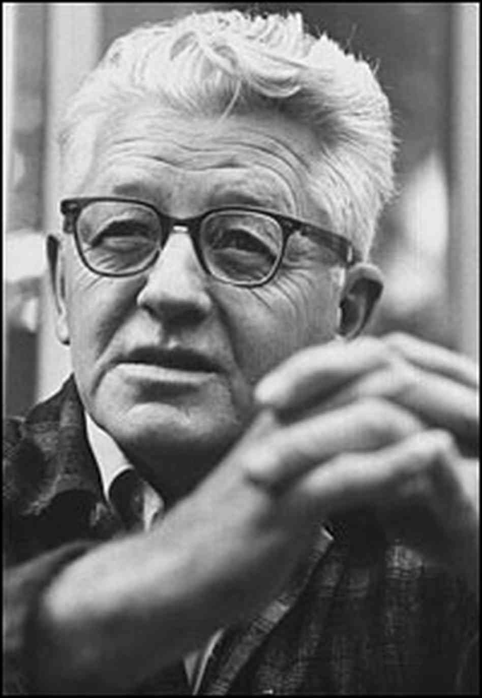 Wallace Stegner: Wise Man of the American West