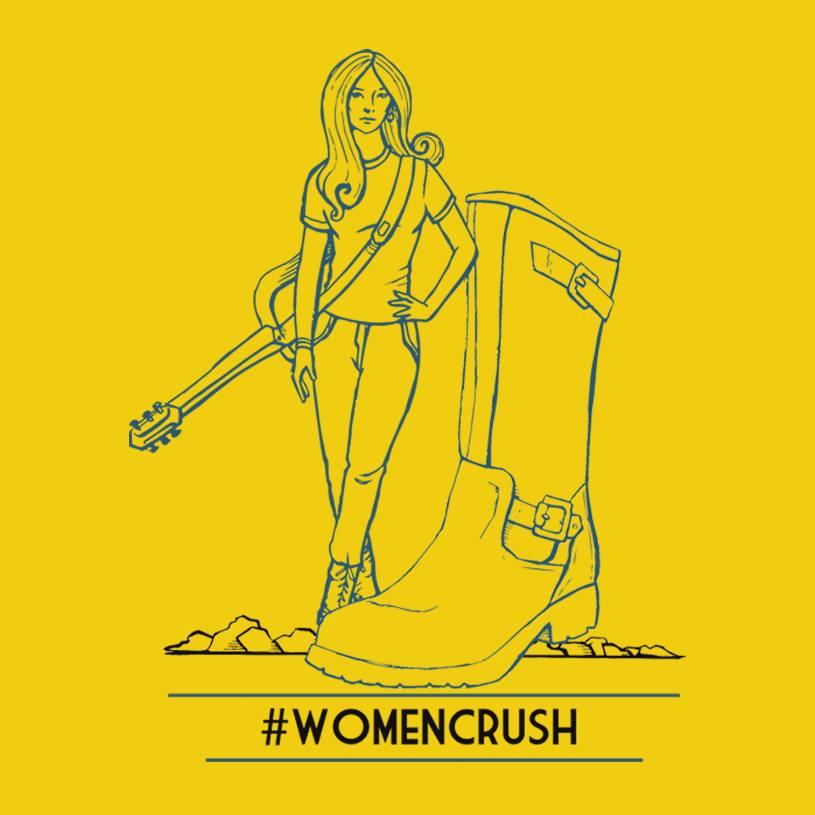 #WomenCrush