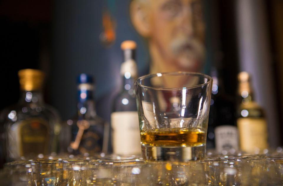 Whiskey of the World Dinner