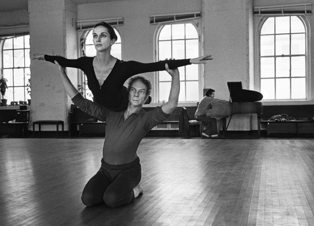 The Work of Merce Cunningham: Chance Meets Precision