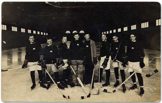 Portland Rosebuds Hockey Team, 1916
