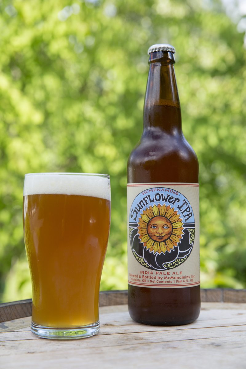 Dry-Hopped Sunflower IPA