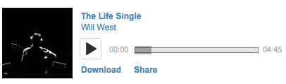 "Will West, ""The Life Single"""